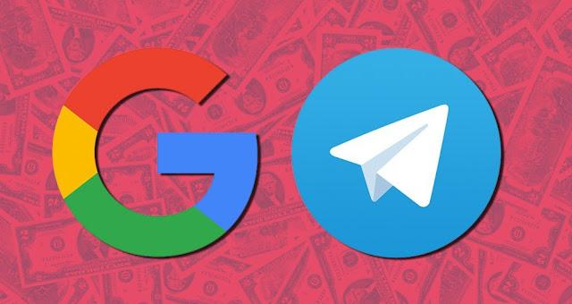 Google quiere comprar Telegram por 1.000 millones