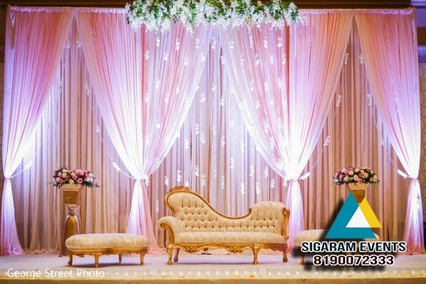 Reception stage decoration ideas pondicherry chennai cuddalore and are you looking for more stunning idea for wedding decoration here we have a huge collection of wedding and reception decoration models blow junglespirit Gallery