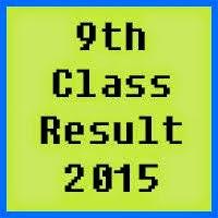Gujranwala Board 9th Class Result 2016