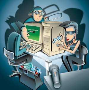 Hackers Ready to Break in your Passwords