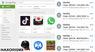 Cara Carding di Play Store New Method