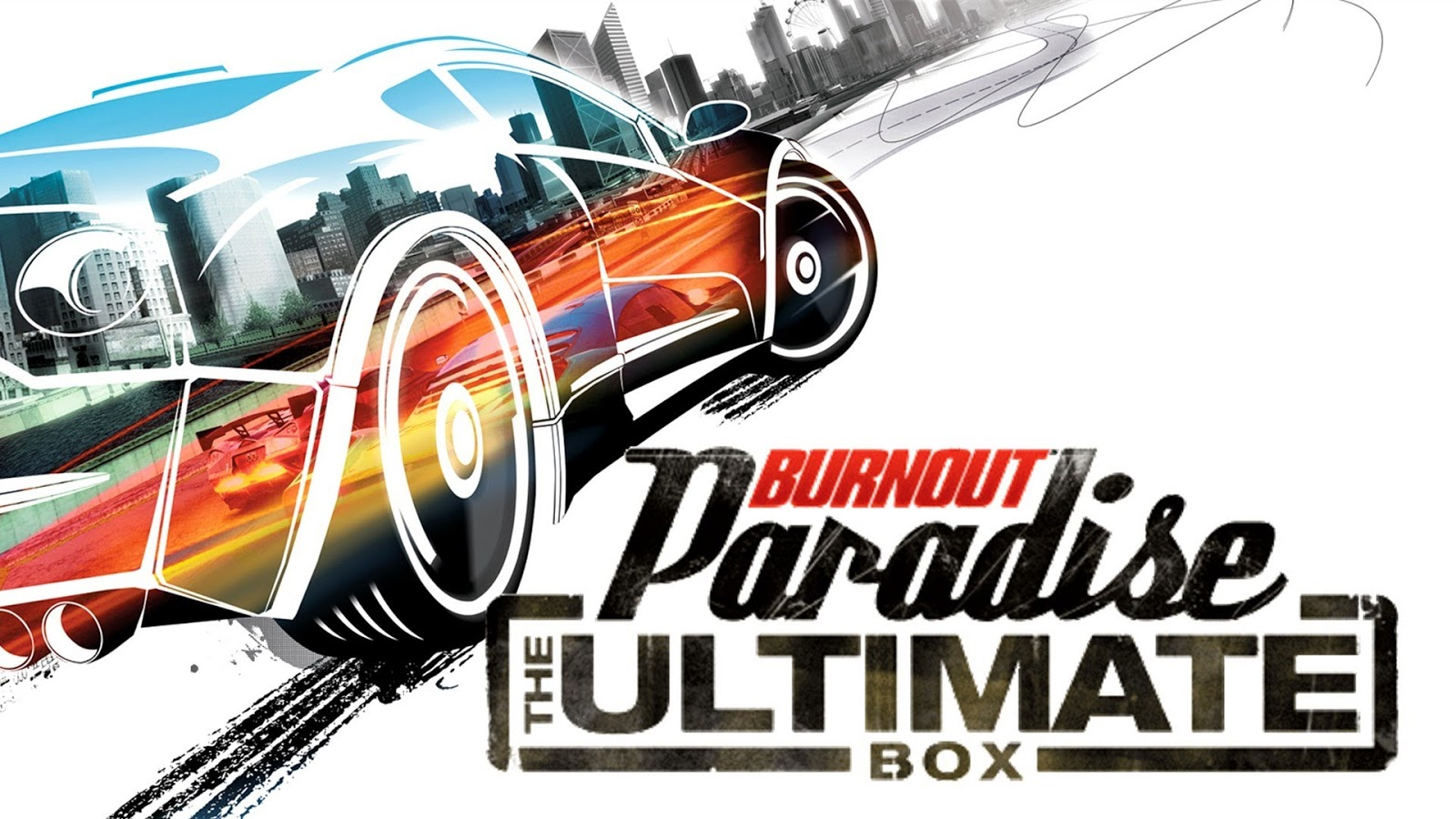 Burnout Paradise The Ultimate Box Free Download PC Game | Ladder of