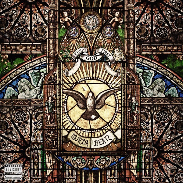 Murda Beatz - Keep God First Cover
