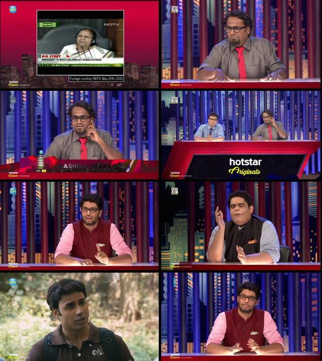 On Air With AIB S01E01 English 720p WEBHD x264 700mb