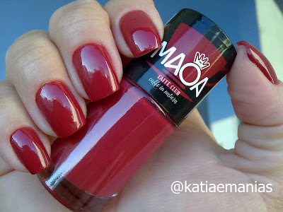 Maoa, Born Pretty, Esmaltes da Kelly,