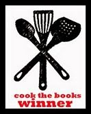 Cook the Books Co-Winner!