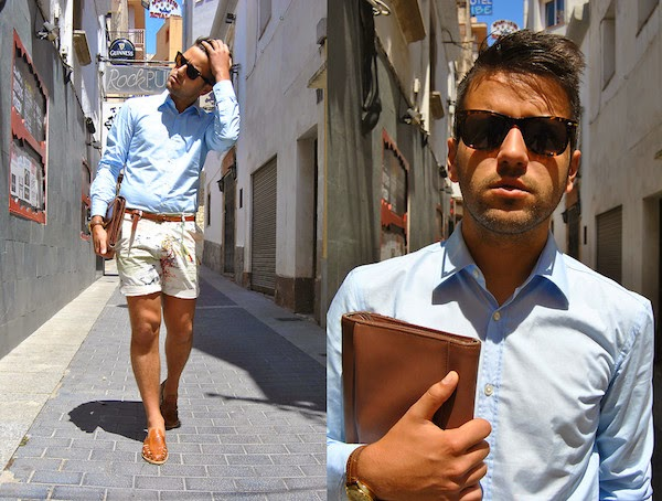 9. Street Summer Look, Marc G.
