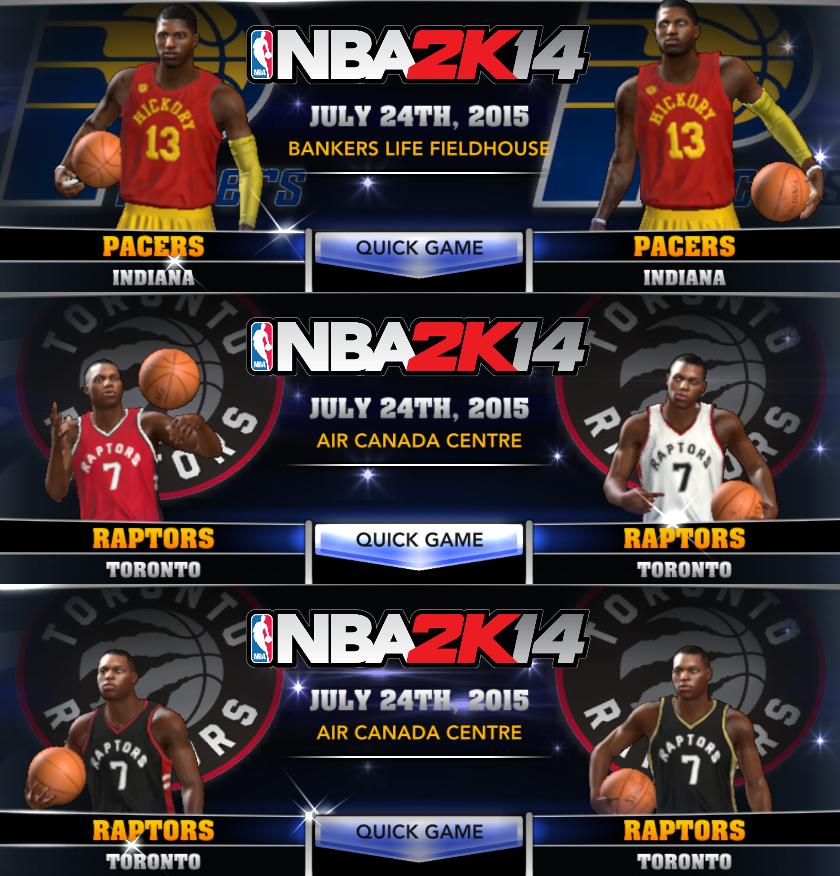 NBA 2K14 Med's 2014-15 & 2015-16 Roster V2.8