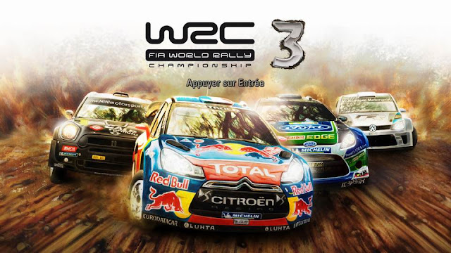 WRC 3 FIA World Rally Championship Download Free for PC
