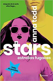 Stars. Estrellas fugaces- Anna Todd