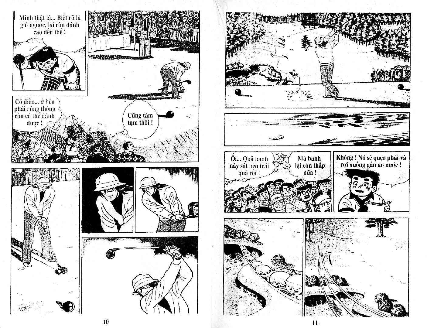 Ashita Tenki ni Naare chapter 26 trang 4