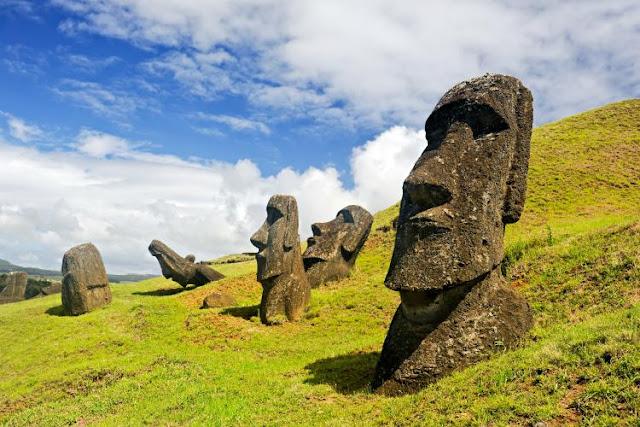 Chile nominado para ser uno de los ocho destinos de turismo de aventura en el mundo.