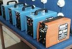 Mesin Las Listrik 450 watt, Mungil Dalam Performa Sempurna