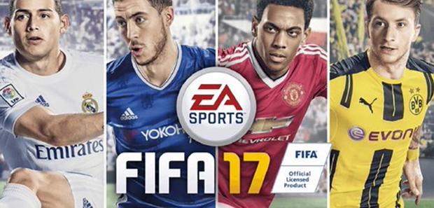 FIFA 17 - E3 2016 Official Gameplay Trailer