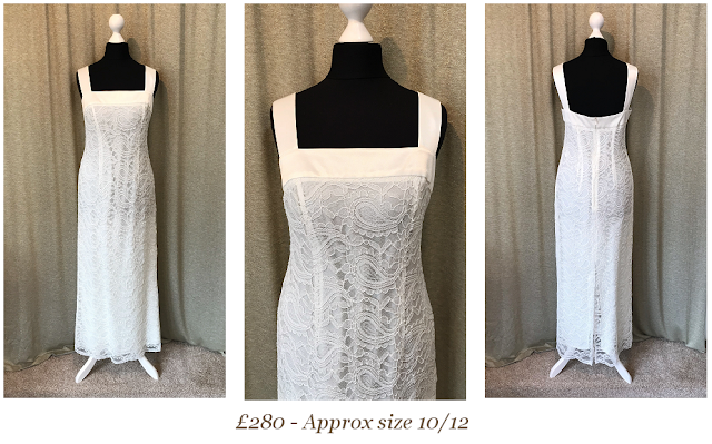 1960s lace vintage wedding dress available from vintage lane bridal boutique bolton manchester