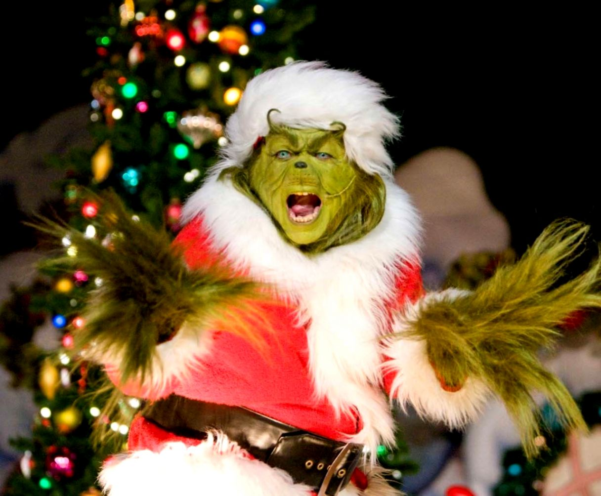 Grinch Wallpaper Laptop Wallpapers