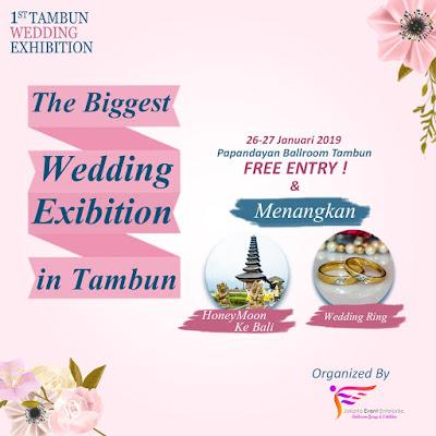 Untuk Pertama Kalinya JEE Gelar Tambun Wedding Exhibition