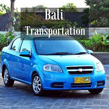 Transportation you can select while in Bali