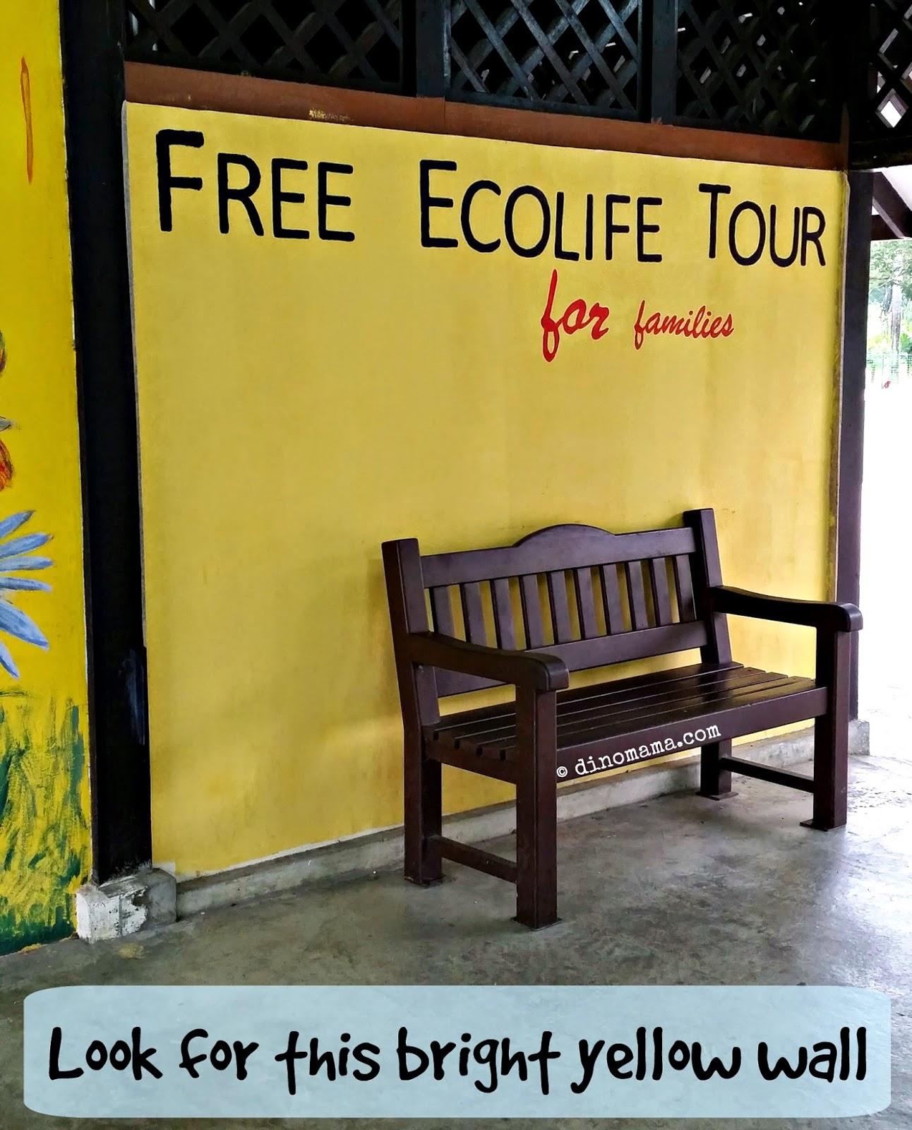 Ecolife Tour At Bishan Ang Mo Kio Park We Are The