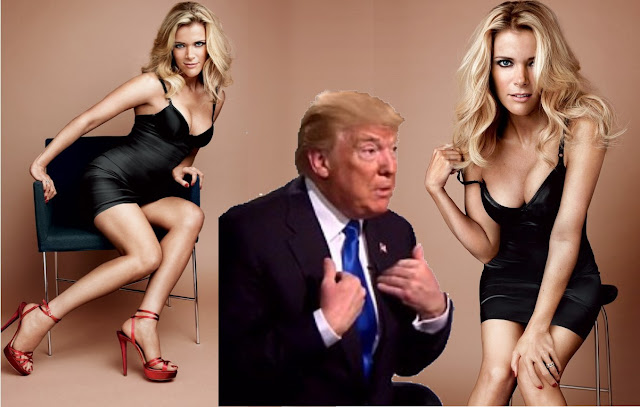 Megyn Kelly, GQ 2010 Photo shoot,  Donald Trump, Sexy photoshoot