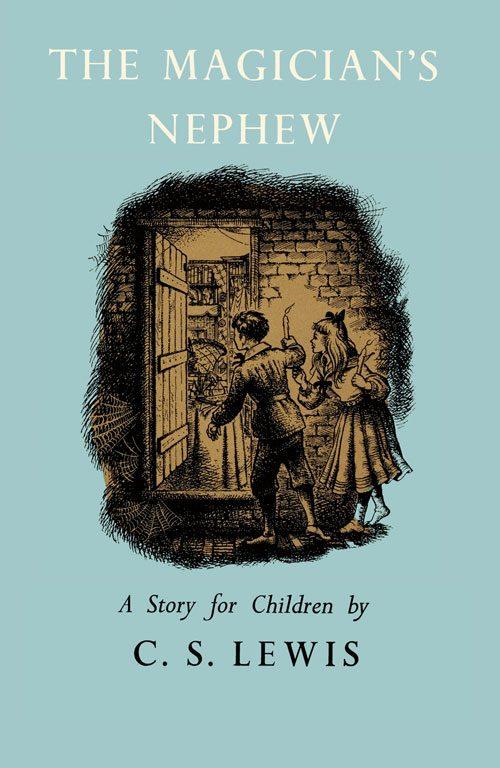 Talk:The Magician's Nephew