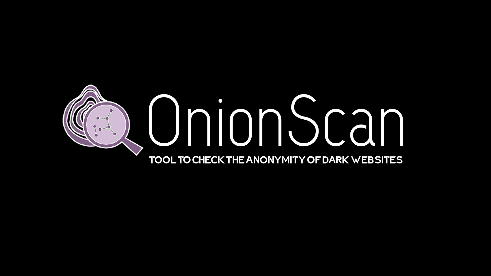 OnionScan - Tool To Check the Anonymity Of Dark Web Sites