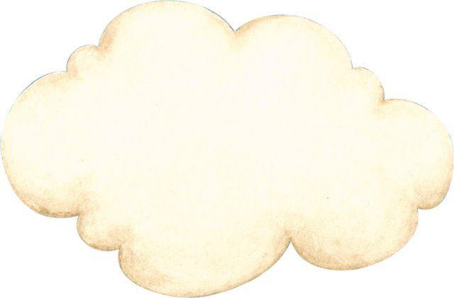 Nubes Infantiles Para Decorar
