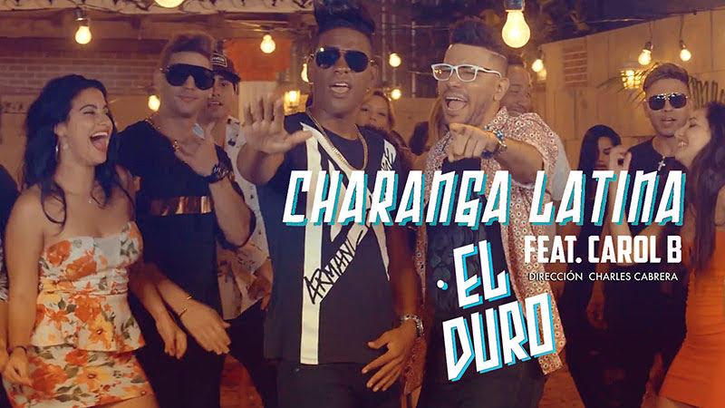 Charanga Latina - ¨El Duro¨ - Videoclip - Director: Charles Cabrera. Portal Del Vídeo Clip Cubano