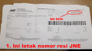 Cara Mengetahui Nomor Resi JNE, TIKI, Wahana, Pos Indonesia, J&T, Sicepat