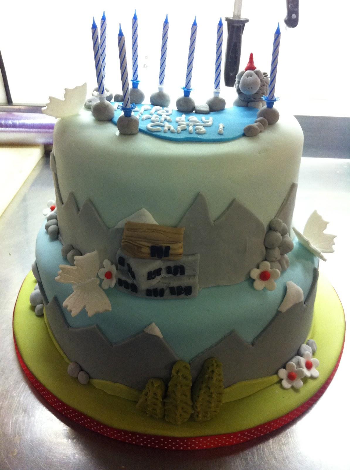 Lizzie S Pretty Scrumptious Cakes