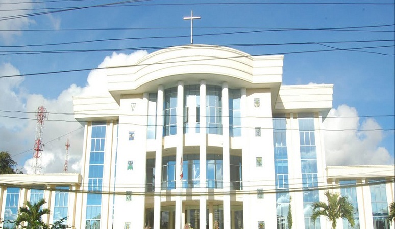 PENERIMAAN MAHASISWA BARU (UKIT) UNIVERSITAS KRISTEN INDONESIA TOMOHON