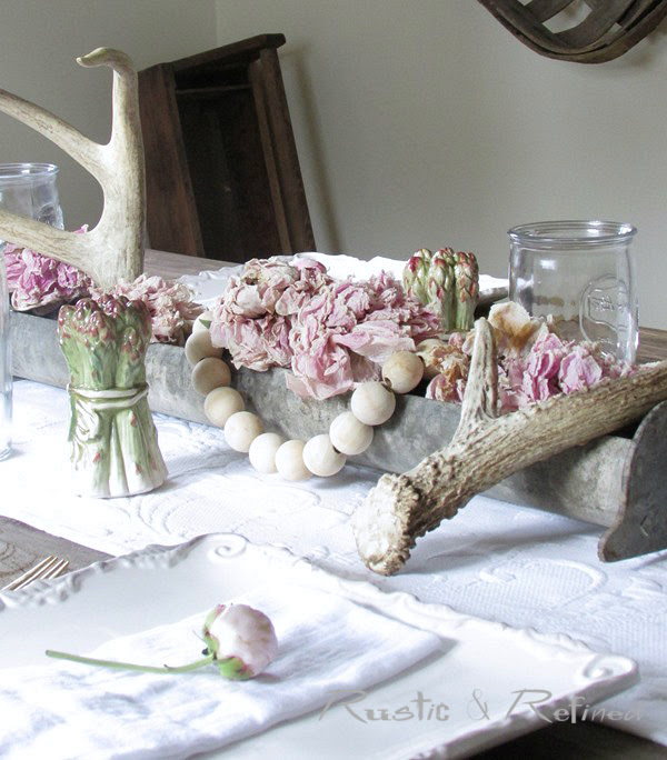 farmhouse table setting ideas