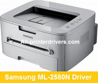 Samsung ML-2580N Driver