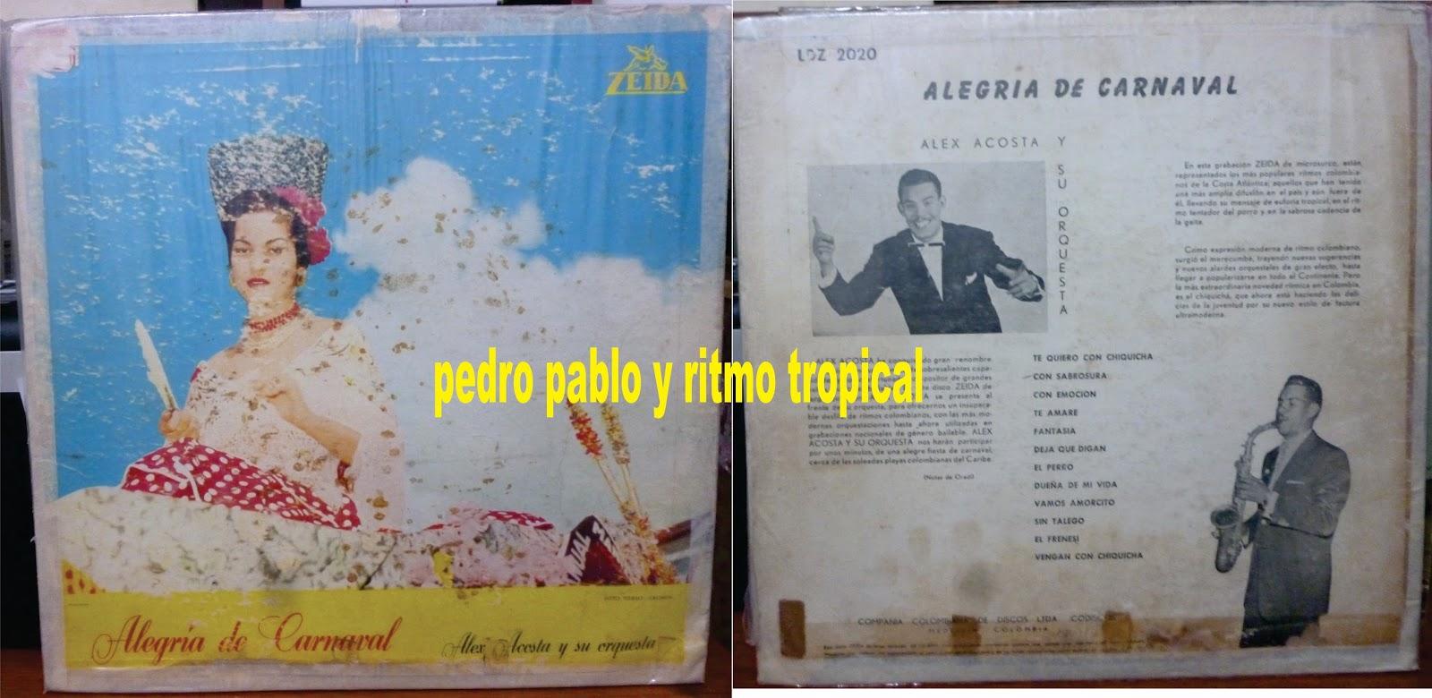 Lucho Gavilanes - La Chupadita - Cumbias De Oro