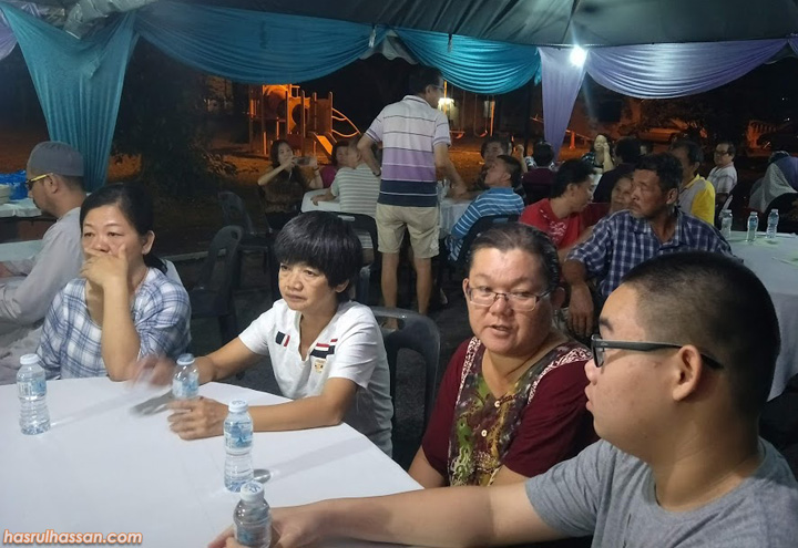 Jamuan Hari Raya Pelbagai Kaum KRT Kit Siong