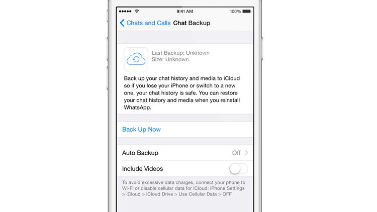 cara mengembalikan chat wa yg terhapus iphone