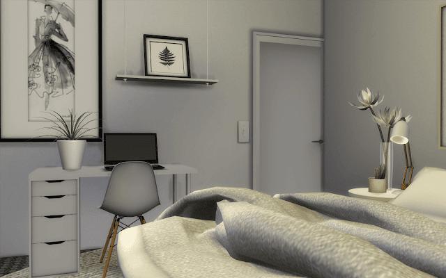 maison avec bureau sims 4