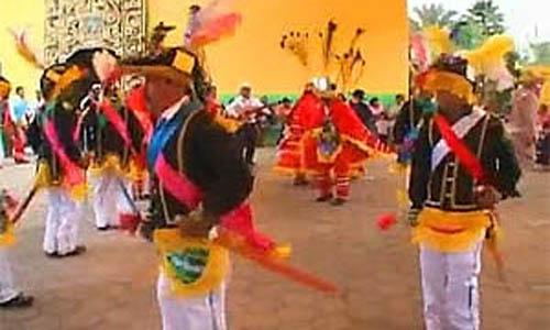 La danza de los Tocotines