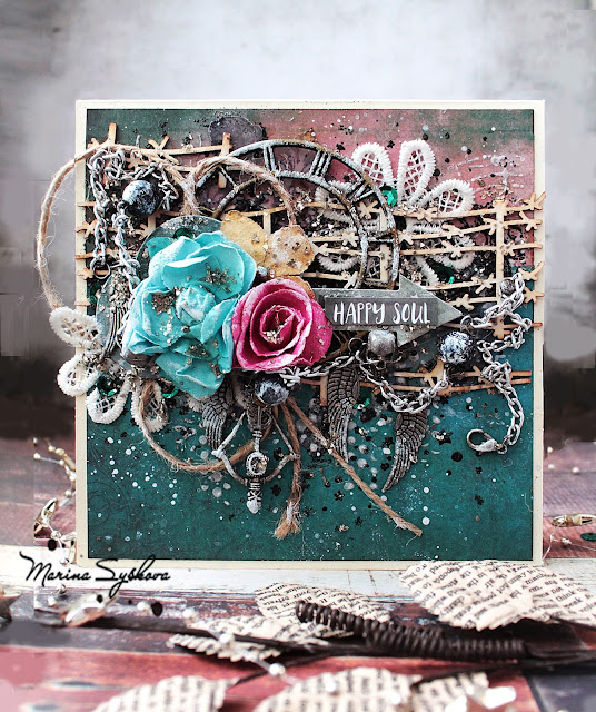 @marinasyskova #scrap #scrapbooking #cad #cardmaking #7dotsstudio #tutorial