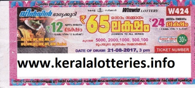 Previous 10 Win Win   Lottery Result