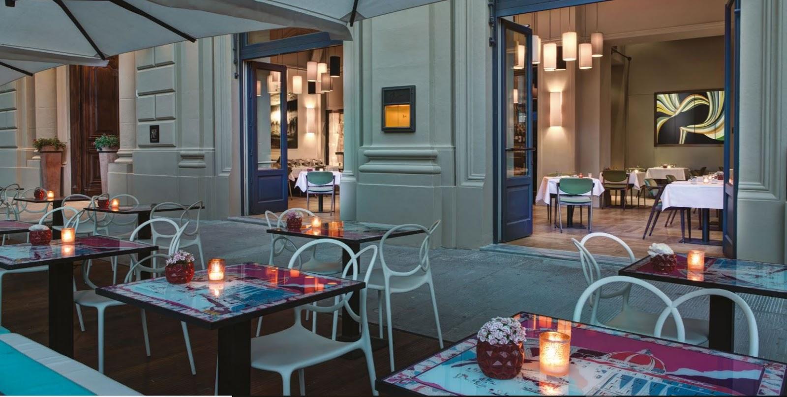 Hotel Savoy Rocco Forte, Florença, Itália