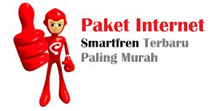 Paket Internet Smartfren Terbaru Paling Murah 1