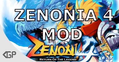 Zenonia 4 mod apk offline android