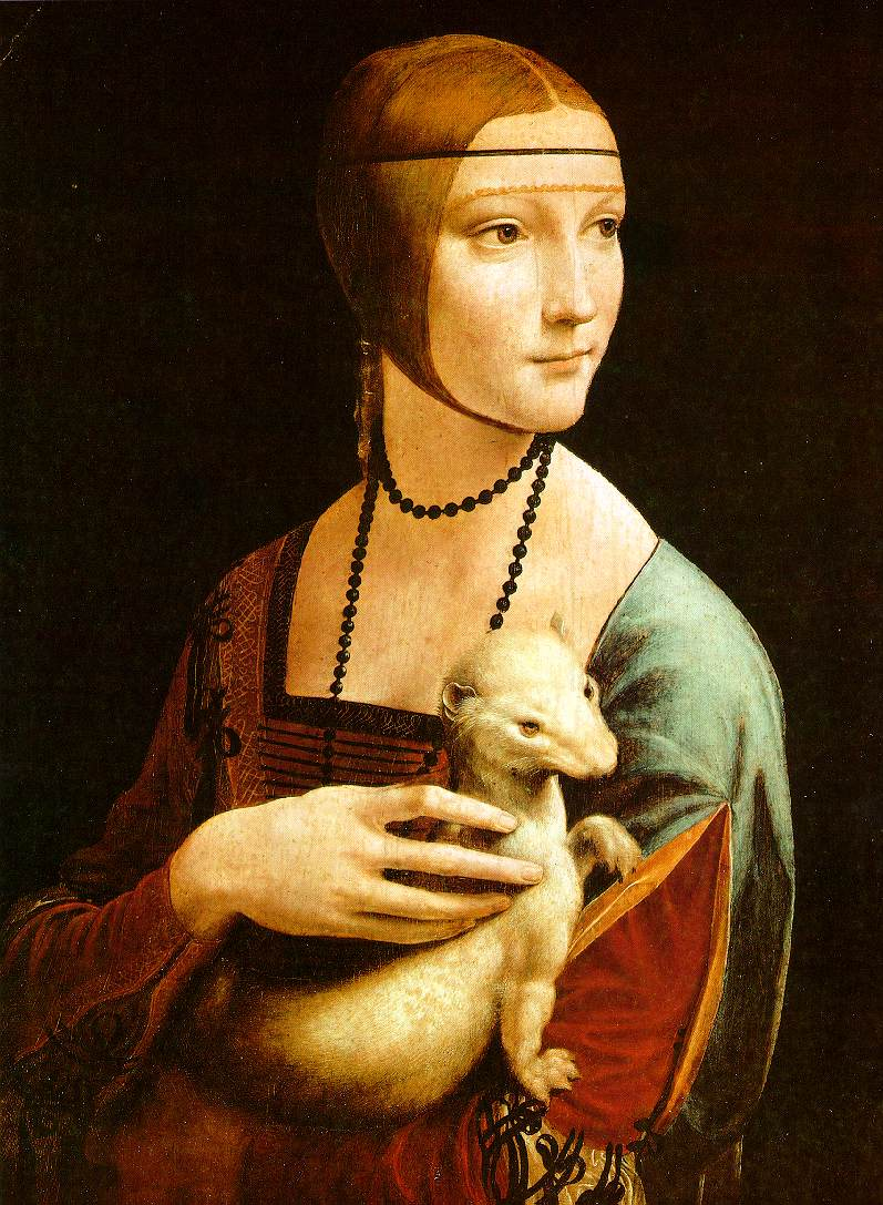 Famous paintings of Leonardo Da Vinci | World's Amazing ... Da Vinci Paintings