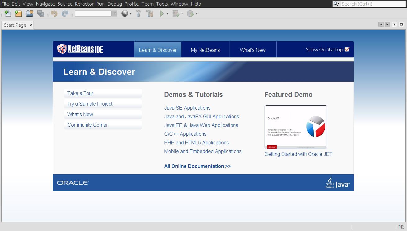 Cara Install NetBeans 8 1 IDE di Linux Ubuntu - Pintar Komputer