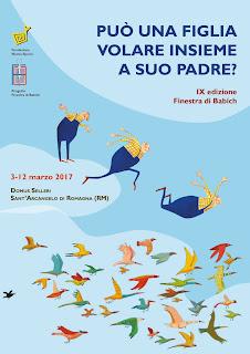 """COMUNICATO STAMPA DEL 22 FEBBRAIO 2017: IX EDIZIONE DEL PROGETTO """"LA FINESTRA DI BABICH"""""""