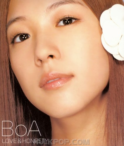 BoA – LOVE & HONESTY (Japanese) [ALAC + ITUNES]