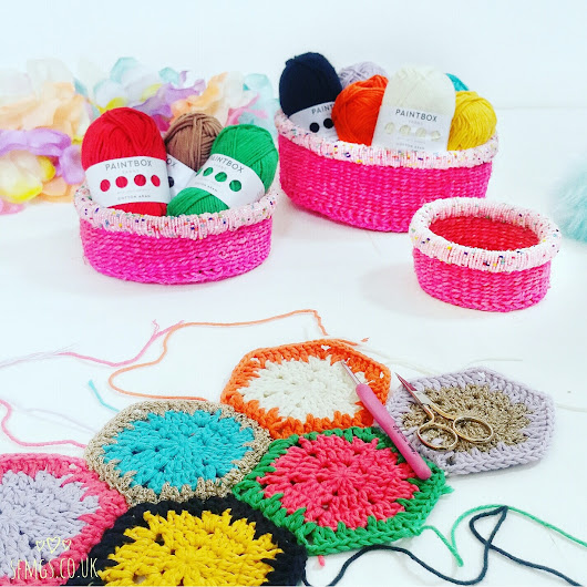 AWESOME Machakos Nesting Baskets | Crochet + Boho Home