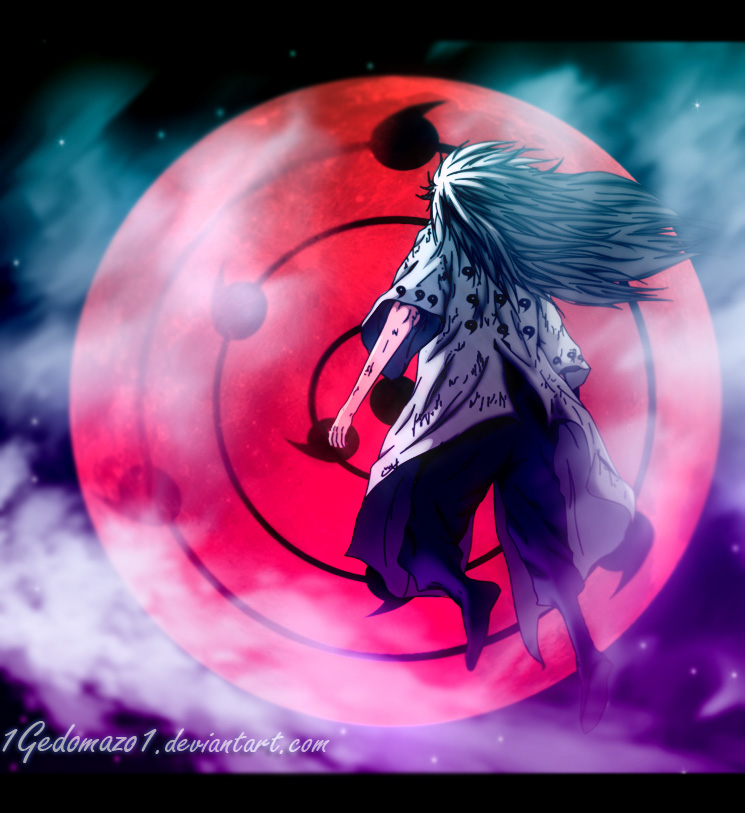 Kumpulan Wallpaper Keren 3D Naruto HD [Part 2]