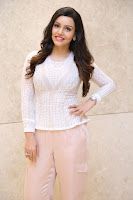 Kyra Dutt in Tight White Top Trousers at Paisa Vasool audio success meet ~  Exclusive Celebrities Galleries 030.JPG